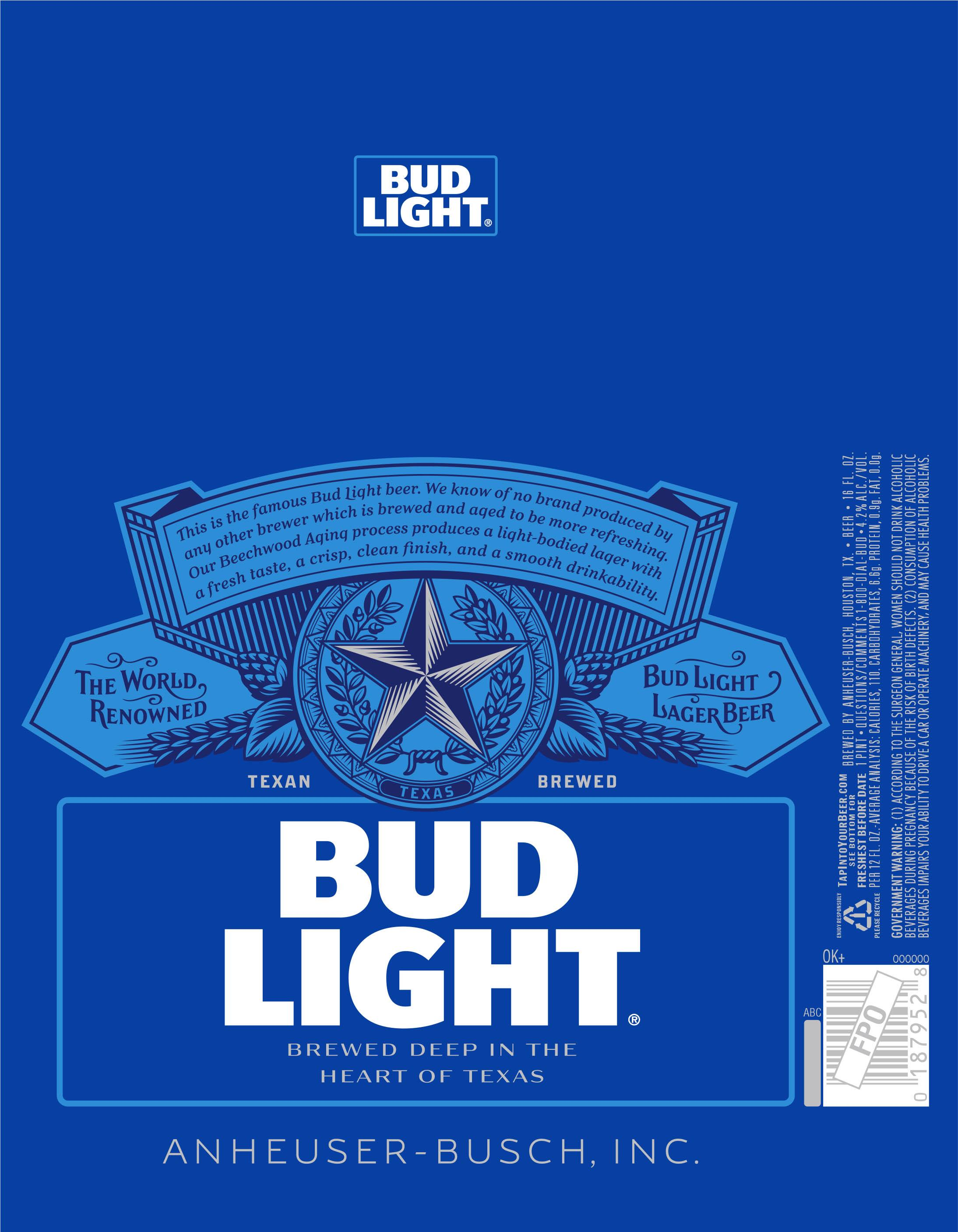 Bud Light to roll a Texas label? | MillerCoors Behind the Beer