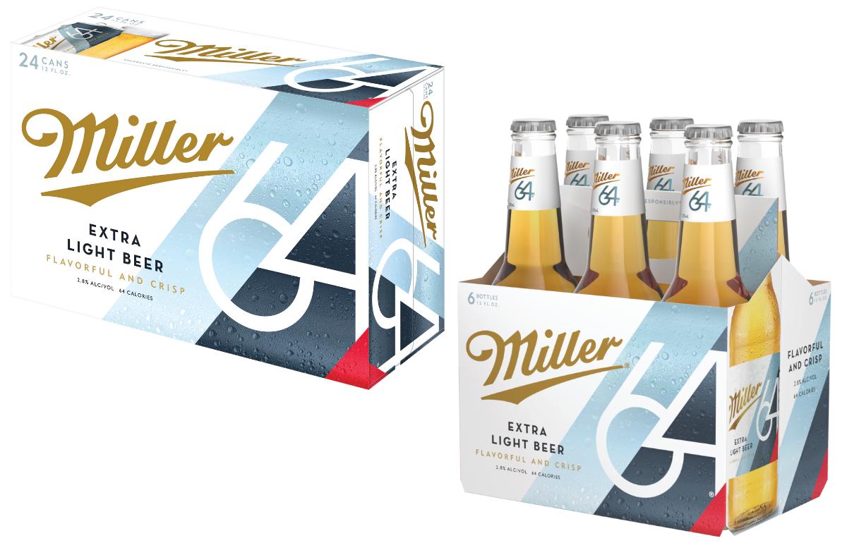 Miller 64 packs