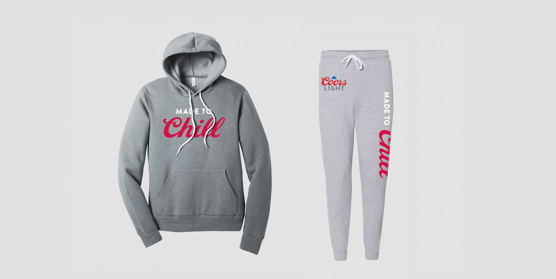 Coors Light chill clothes