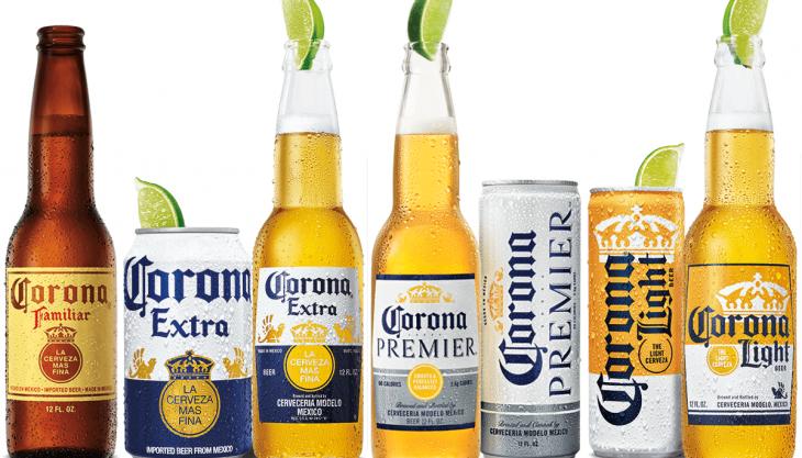 Corona Extra S Big Year Molson Coors Beer Beyond