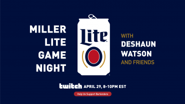 Miller Lite Game Night