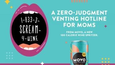 MOVO scream for wine