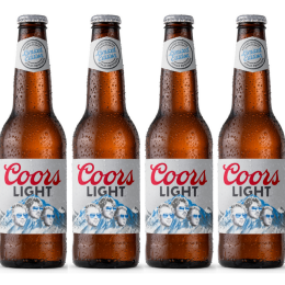 Coors Light Jo Bros