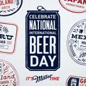 Miller Lite International Beer Day
