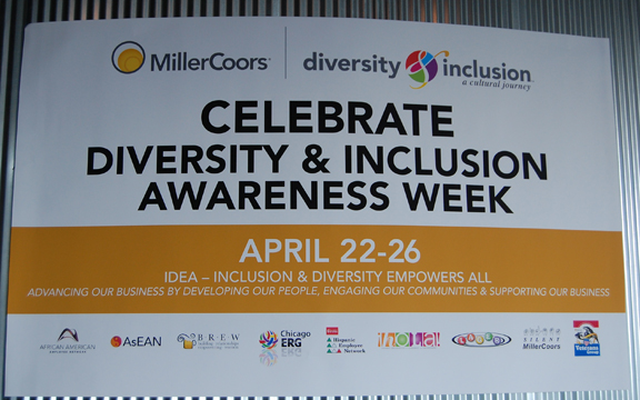 Bringing together IDEAs during Diversity and Inclusion