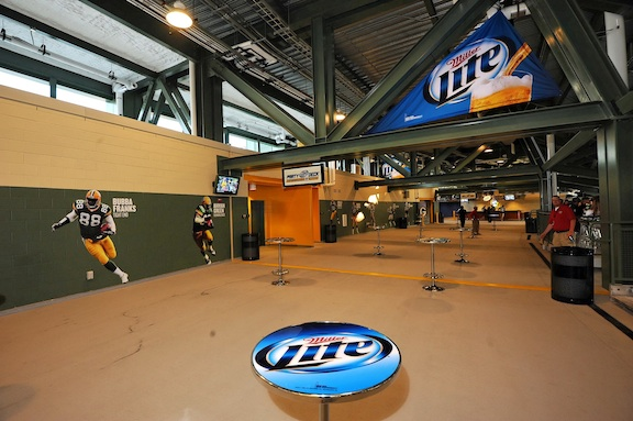 Miller Lite Party Deck The Best Seat In The House At