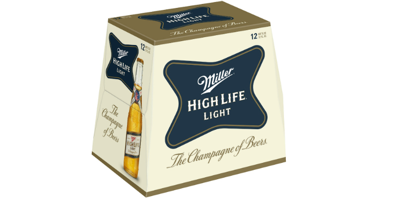 Miller High Life Light 2017