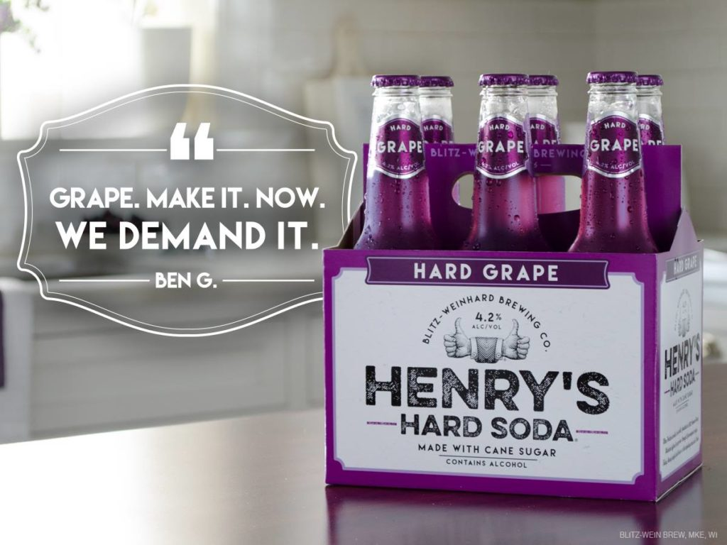 Henry Hard Grape